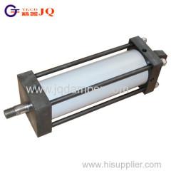 High speed pneumatic cylinder