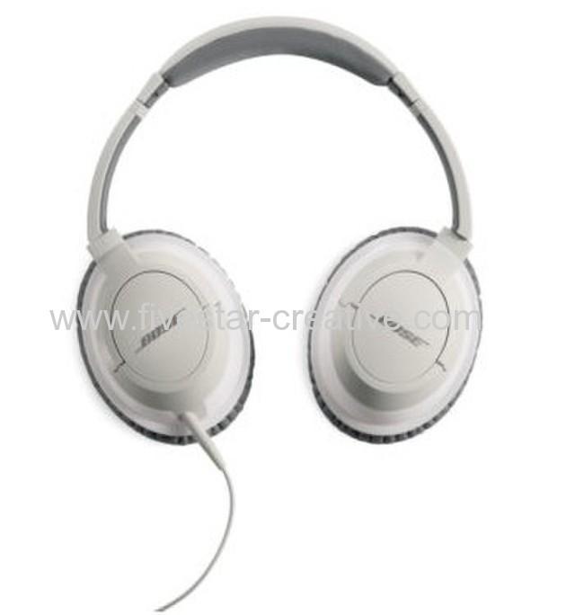 Bose AE2 Audio Around-Ear Audio Headband Headphones White