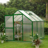 PC / polycarbonate greenhouse