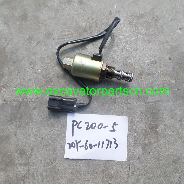 PC200-5 SOLENOID VALVE FOR EXCAVATOR