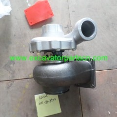 6D125 TURBOCHARGER FOR EXCAVATOR