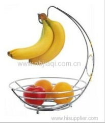 Fruit Bowl with Banana Hanger/FRUIT BOWL