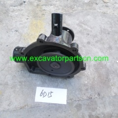 6D15 WATER PUMP FOR EXCAVATOR