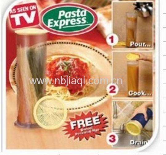 new good design fast Pasta express instant pasta/pasta express