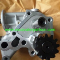 6D31 OIL PUMP FOR EXCAVATOR