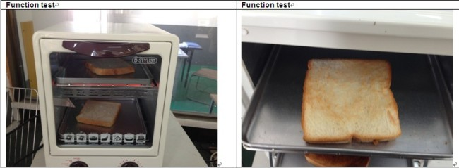 Best Electric Oven Quality Inspection