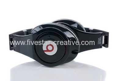 Black Monster SOLO HD Headphone with Microphone and ControlTalk