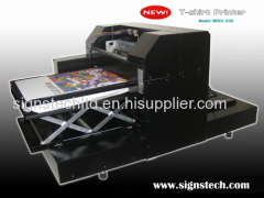 Fashion Garment Flatbed Printer