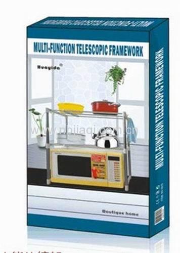 ABS + stainless steel multifunction telescopic framework/multifunction telescopic framework