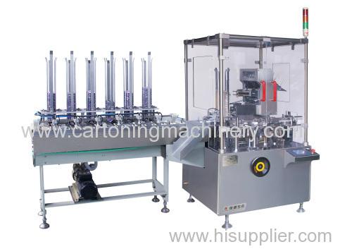 automatic cartoning machine condom