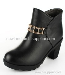 Lady Fashion Rubber Boots