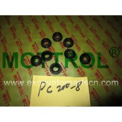 excavator PC200-8 pilot valve seal kits