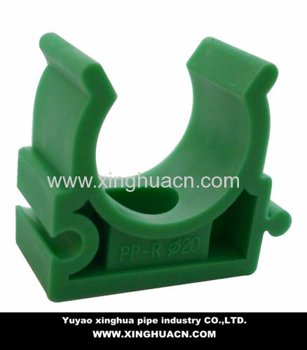 ppr pipe plastic clamp