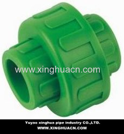 ppr pipe plastic adapter union