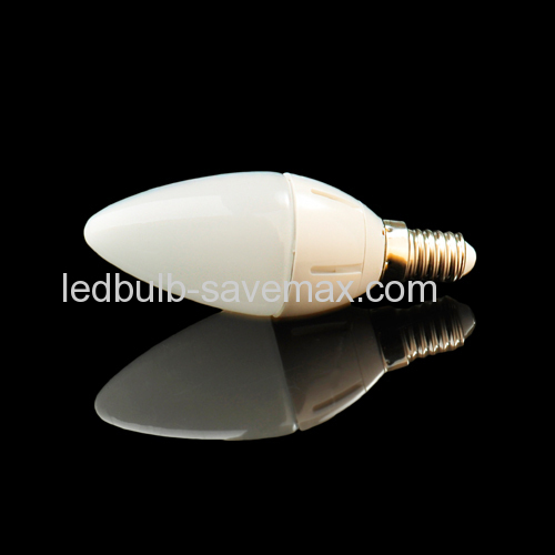 E14 LED candle bulb;3.5W LED Candle Light bulb