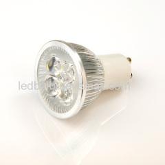 5W GU10 spotlight bulb