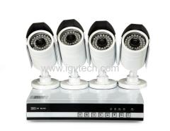 4ch Surveillance NVR Kits