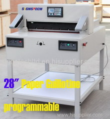 720mm Programmable Paper Cutter