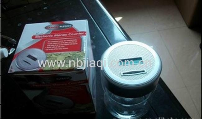 Hot sell electronic money box