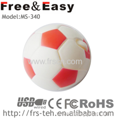 ususful World Cup gift items led ball mice