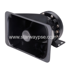 Starway Police Emergency Vehicle Siren horn Speakers