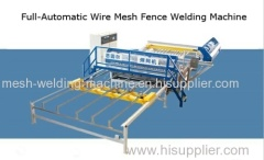 Automatic wire mesh fence welding machine/wire mesh machine