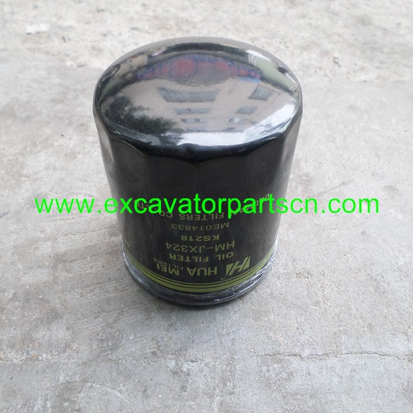EX60HD510 HD400-5 OIL FILTER