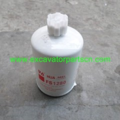 FS1280 FUEL FILTER FOR EXCAVATOR