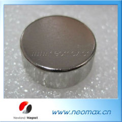 Disc magnet,N38/N40 D38x13mm for magntic polisher