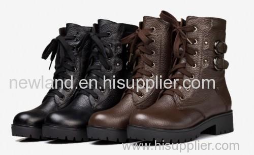 Ladies Fashion Leather Shoes