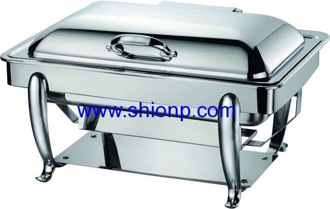 economy oblong chafing dish