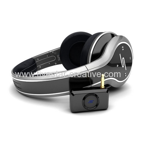 Cheap SMS Audio Street by 50 Cent SYNC Wireless Earphone Headphones Silver