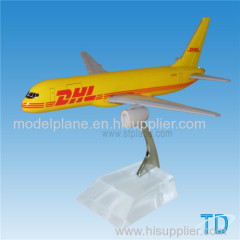 Promotion gift factory wholesale diecast boeing model