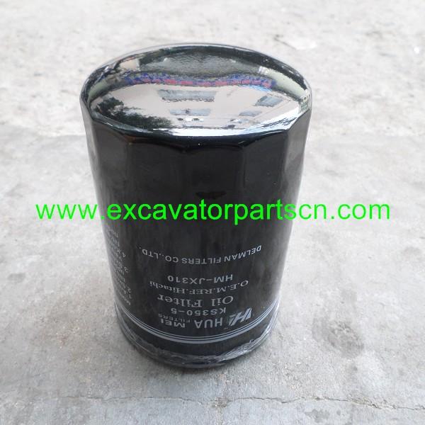 SH120 OIL FILTER FOR EXCAVATOR