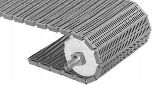 Hjgh quality Food Industry modular belts