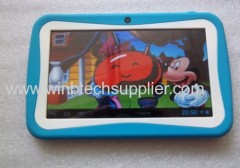 2013 Kids Tablet PC M755 with Educational Apps & Kids Mode 7 inch Capacitive Screen Android 4.1 Dual Cam Wifi