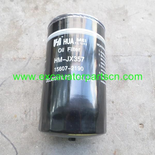SK210-8 OIL FILTER FOR EXCAVATOR