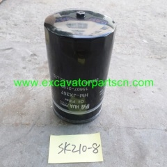 SK210-8 OIL FILTER FOR EXCAVATOR