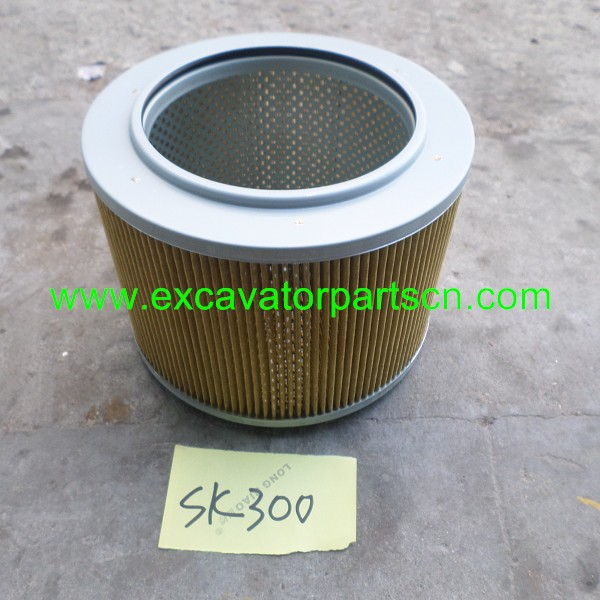 SK300 HYDRAULIC FILTER FOR EXCAVATOR