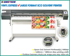 Latest Vinyl Express V Dx5 Eco Solvent Printer VE-16S1/VE-18S1