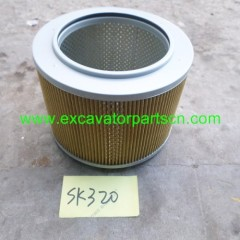 SK320 HYDRAULIC FILTER FOR EXCAVATOR