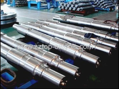 AISI 4130 forged steel forged shaft