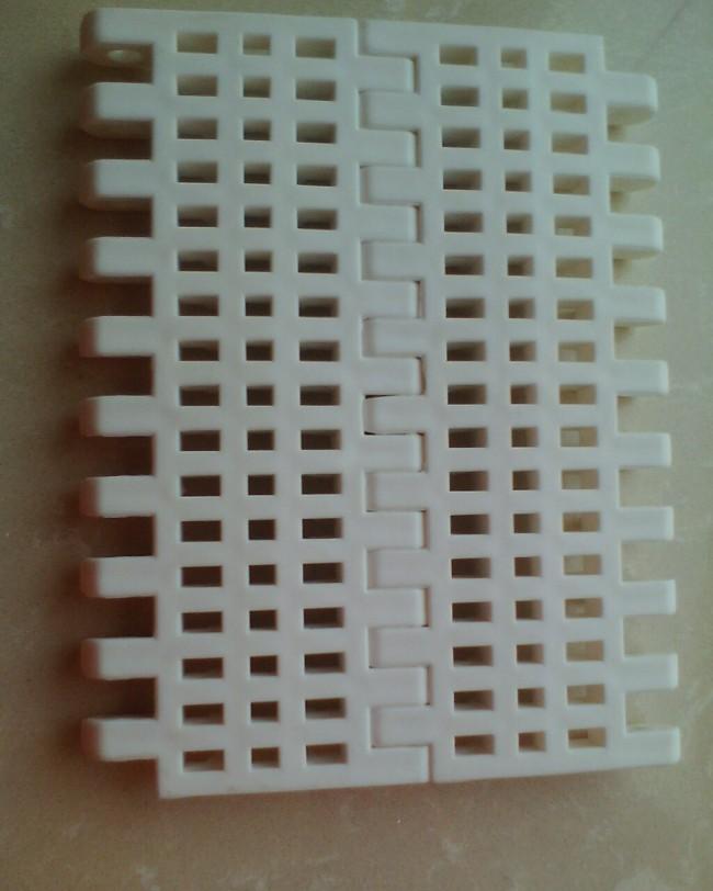 perforated modular belt for food conveyor