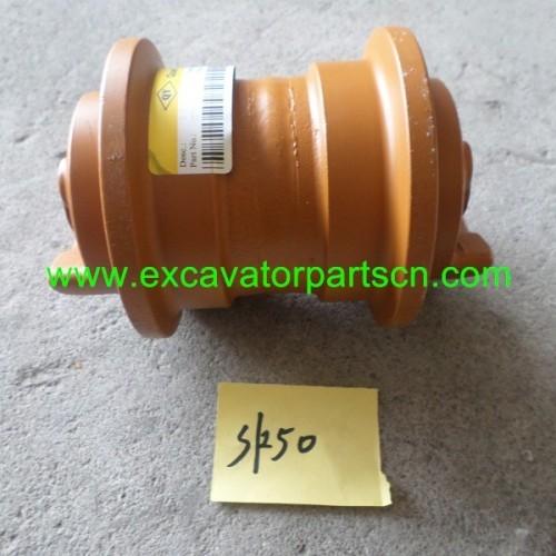 SK50 TRACK ROLLER FOR EXCAVATOR