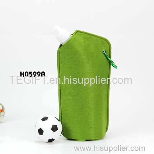 Felt bag felt sleeve felt case felt wallet Felt Cup Sleeve for christmas gift felt bags for promotion gift