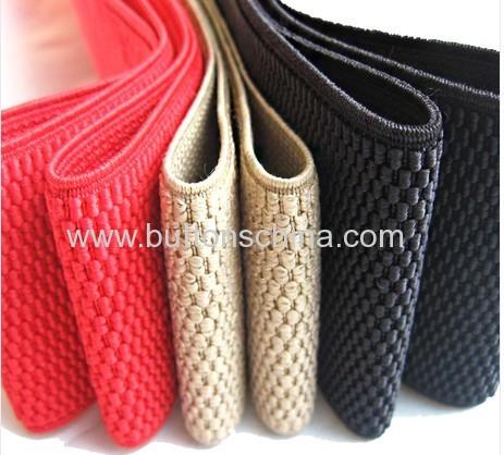 Elastic strap