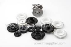 PP PE Plastic Injection Molded Gears