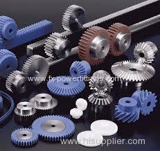 All kinds of Nylon mould Plastic Gear