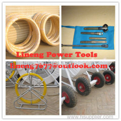 frp duct rod,Duct rod,frp duct rodder,Tracing Duct Rods