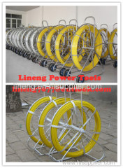Duct rodder,Fiberglass duct rodder,Tracing Duct Rods